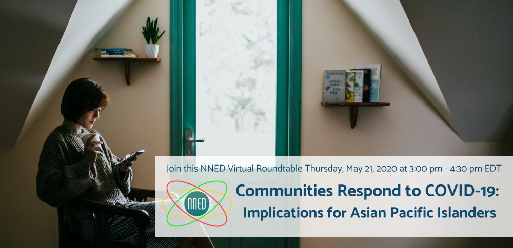 Banner image for the NNED Virtual Roundtable