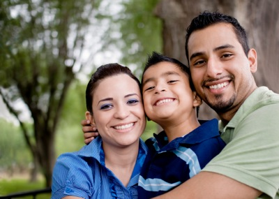 Latino Family COP