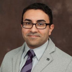 headshot of Dr. Awad